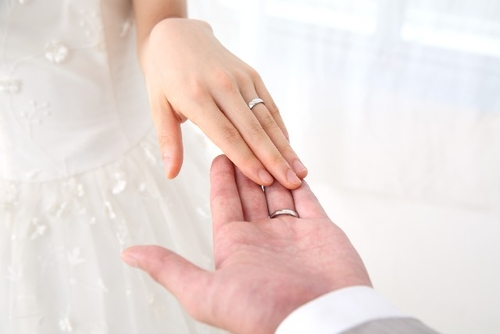 結婚してくれますか