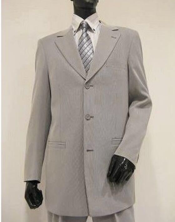 シングルスーツ3つボタン